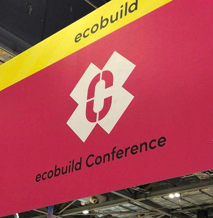 EcoBuild 2018 - Photo (c) 2018 Shirley Radford