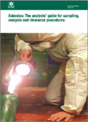 HSG248: The analysts' guide for sampling, analysis and clearance procedures