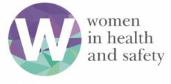 Women in health and safety logo