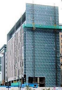 HSE Issues Warning on Scaffolds