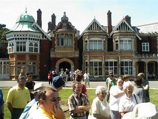 Bletchley Park: Click for enlarged image