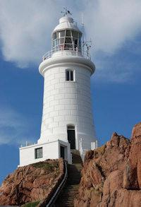 Lighthouse, Jersey, Channel Islands
