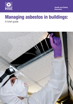 INDG223 Managing asbestos in building